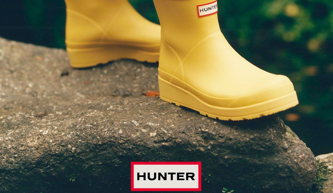 Consumer Retail image Hunter Boots rectangle