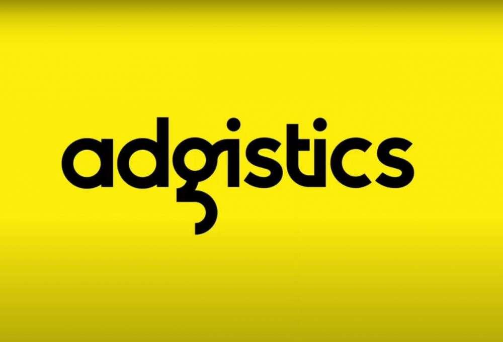 Homepage yellow adgistics